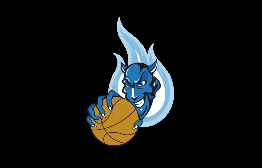 Blue devils logo