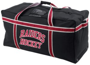 raiders-hockey-bag